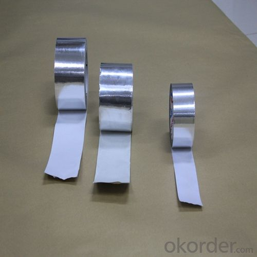 Aluminum Foil Tape with Acrylic Adhesive Used in HVAC
