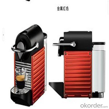 Coffee Machine GS/CE/Rohs/SAA/CB Approval 230V/50Hz/1000W
