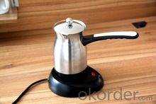 Turkish Coffee Pot with Good Quolity from China