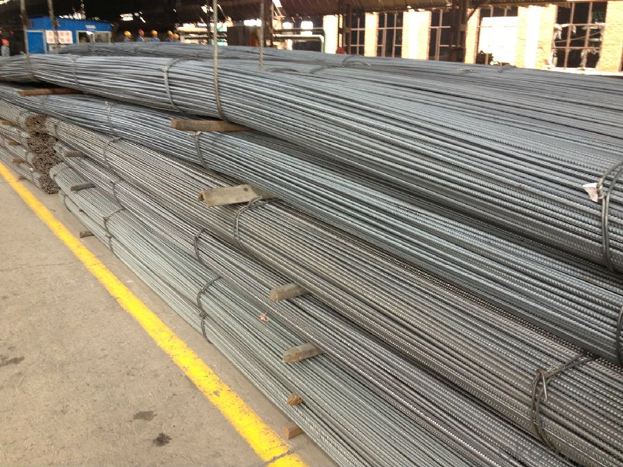 Hot Rolled Steel High Qulity D-BAR Deformed Bar Made In China
