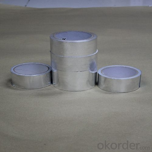 Aluminum Adhesive Tape For Thermal Cold Insulation