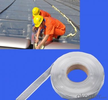 Butyl Tape for Construction Steel, Door, Window