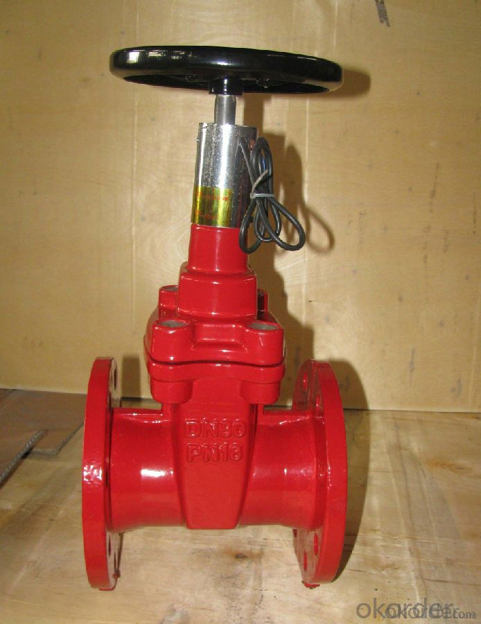 Gate Valve Flange Competitive Price Made in China