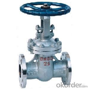 Gate Valve for Industrial Use Long-lasting