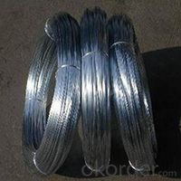 PVC Straight Cut Wire Electro Galvanzed and Hot Dipped Galvanized Wire