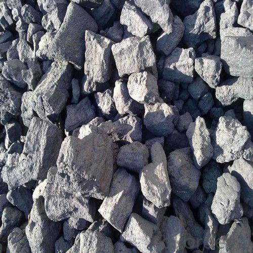 Low volatile matter coal coking specifications 10-25mm met coke