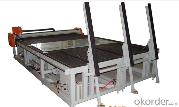2015 Full and Semi automatic glass cutting machine Laminated production Line