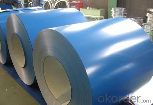 Color Coated Pre Painted Steel Coil Sheets