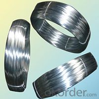 High Tensile Galvanzied Wire Electro Galvanized Wire for Binding Wire