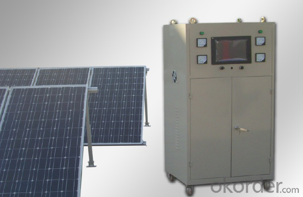 Solar Home System CNBM-K8 5KW from CNBM