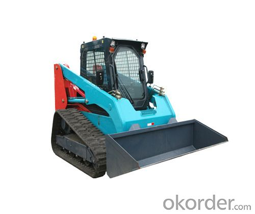 CMAX TL4510 Crawler Skid Steer Loader  Multi-function Equipment