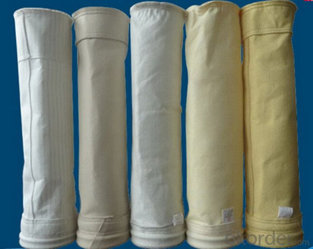 Dust Bag Fiberglass Filter Dust Filter Bag Dust Collector