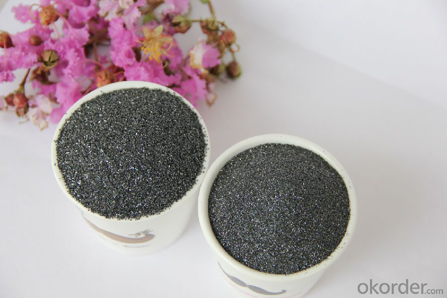 Refractory Material/SiC Powder--Black Silicon Carbide