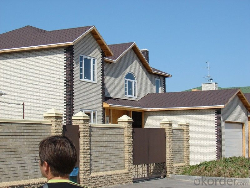 Villa of Light Steel Structure Environmental Benefit