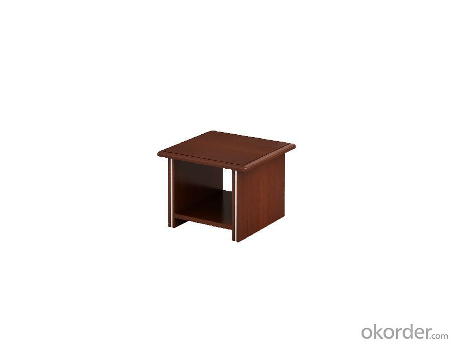 MDF Paper Office Desk Furniture Boss Table