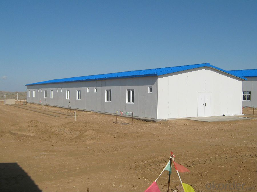 Sandwich Panel House with High Quality from China
