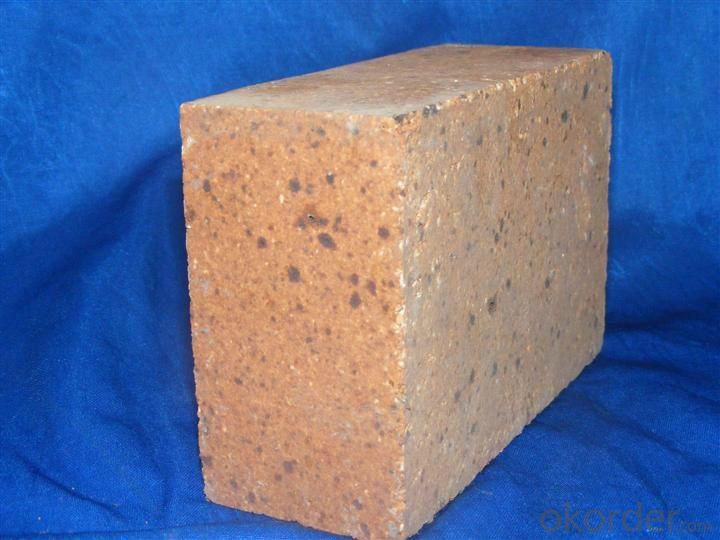 Leaching Salt Fused Rebonded Magnesia Chrome Brick for Non-ferrous Metal Furnace