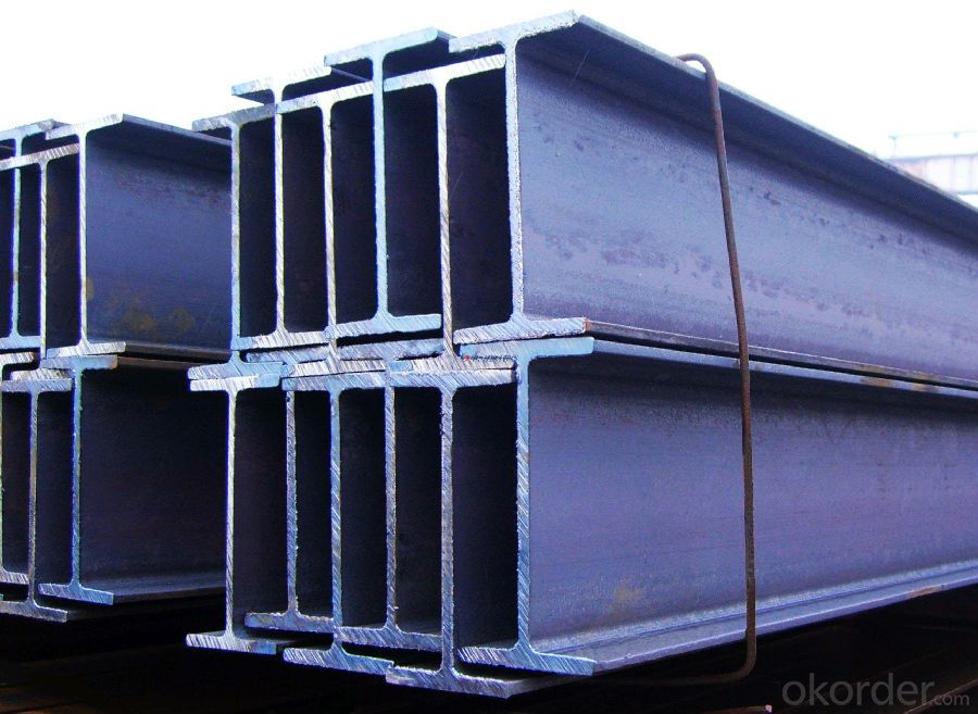 H Shape Steel Structure Steel Column Beam