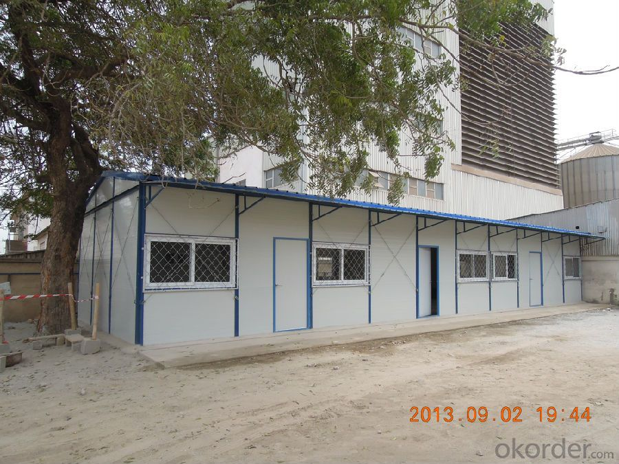 Sandwich Panel House with High Quality Material Low Price