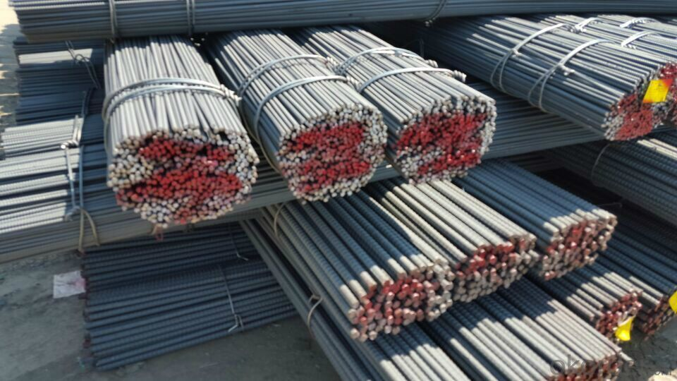 Deformed Bars With Material Grade HRB400/500