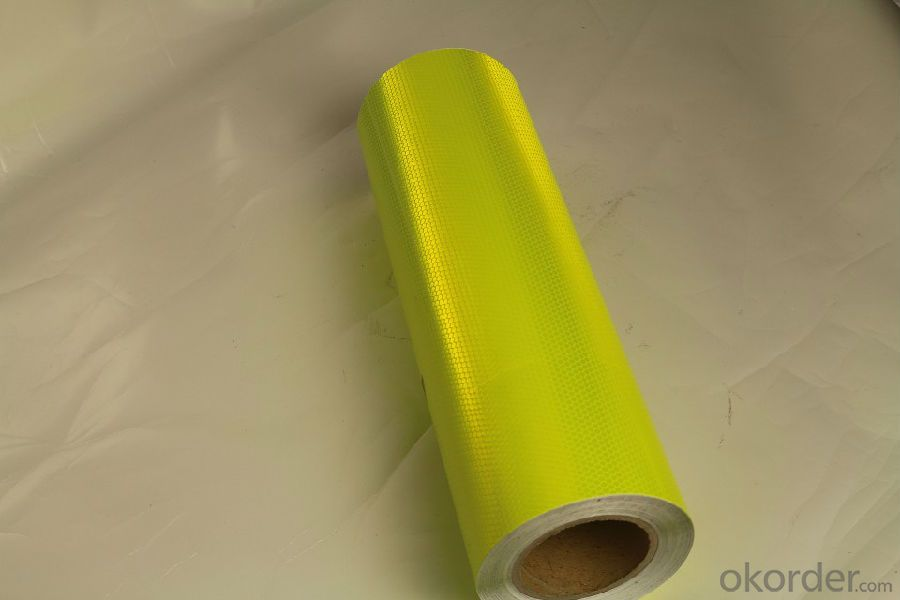 Eco Solvent Inkjet Printing Reflective Sticker Material Reflective Film