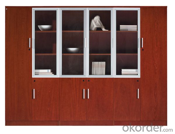 Commercial Filing Cabinet with Vaneer and MDF