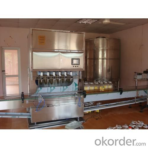 Meter Automatic Filling Machine for Packaging