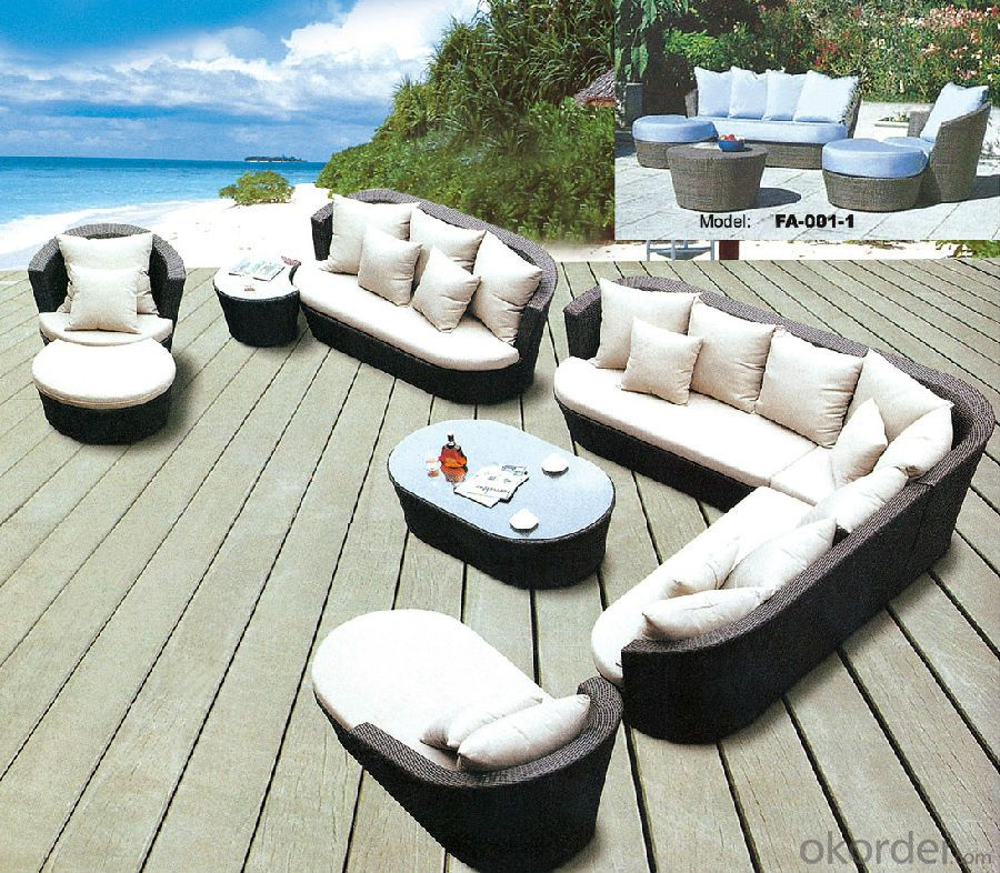 Garden Set Patio Furniture Model CMAX-FA007