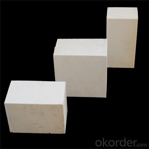 White Fused Alumina As The Material of Corundum Brick