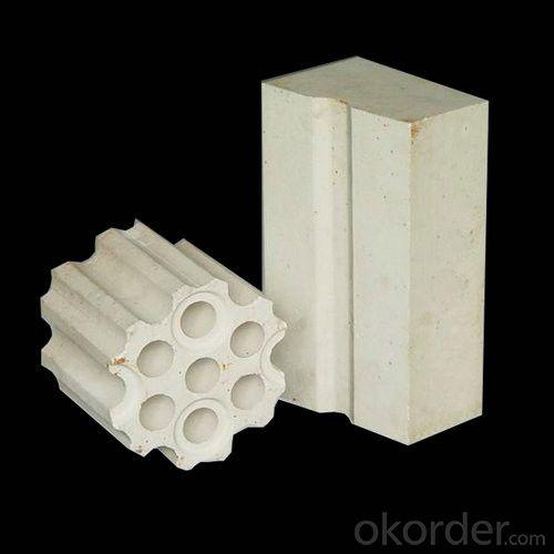 Fusion Cast Alumina White Corundum 95% Refractory Bricks