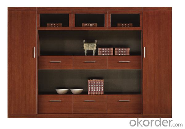 Commercial File Cabinet with Vaneer and MDF