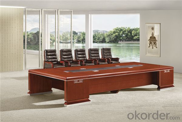 Office Executive Desk Set with Vaneer Painting