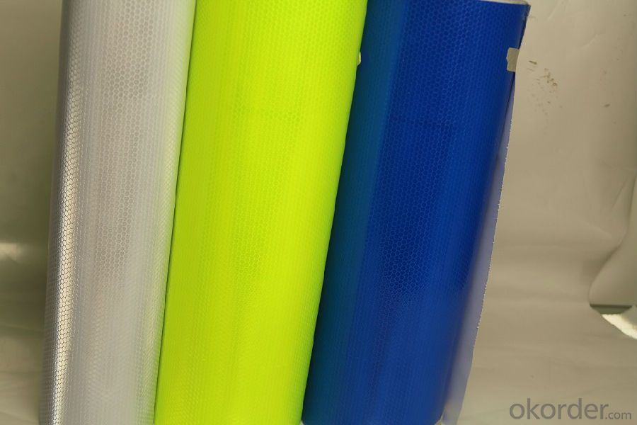 PVC PET PMMA Reflective Material for Printing