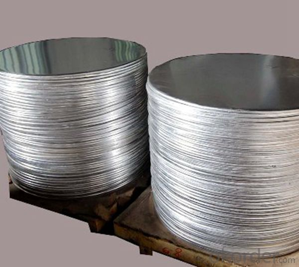Hot Rolled Aluminum Circle Discs for Cookware