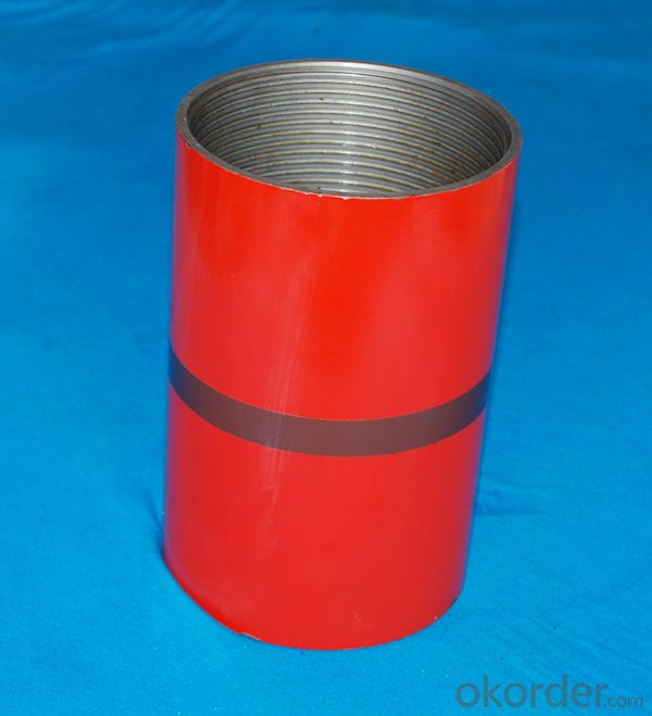 API Standard Carbon Steel Threaded Coupling