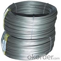 White Steel Packing Strips SAE1006 SAE1008 CNBM Brand Made in China