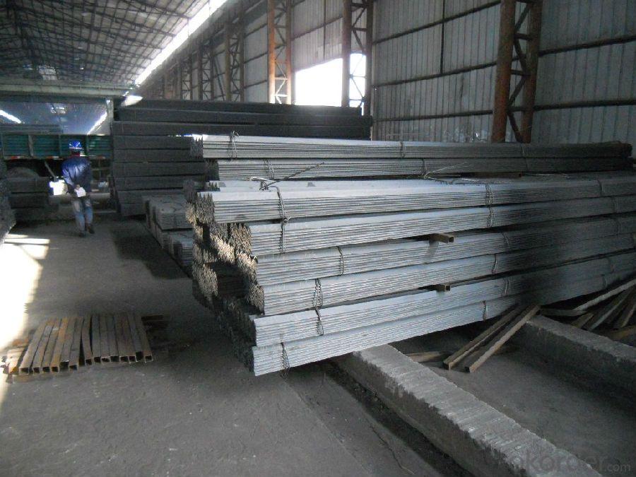 Steel Equal Angle with Good Quality 130mm-140mm