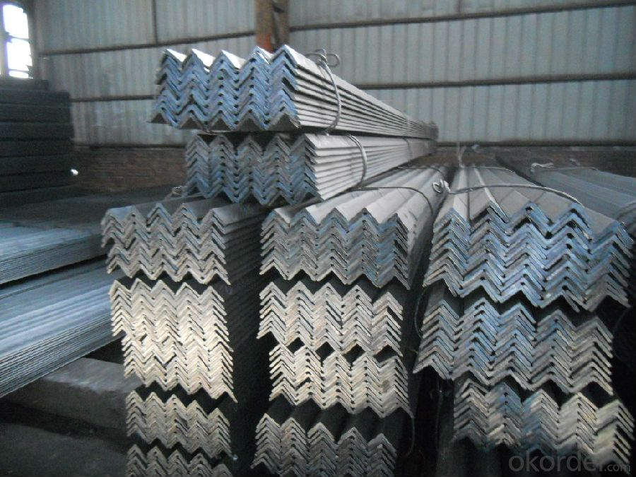 Steel Equal Angle with Good Quality 130mm-140mm​