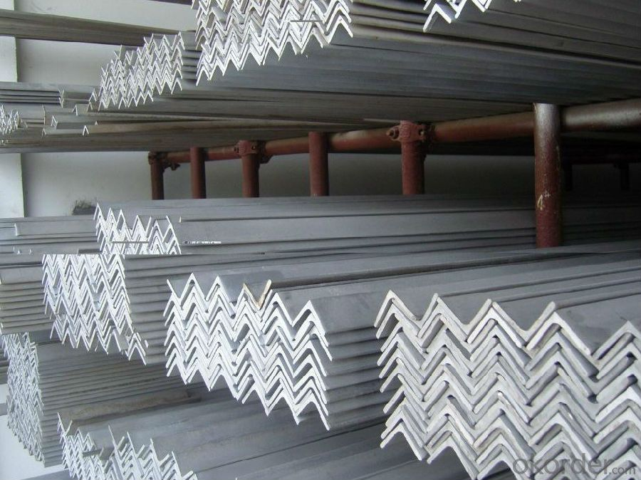Steel Equal Angle with Good Quality 100*100*6.0-12.0mm