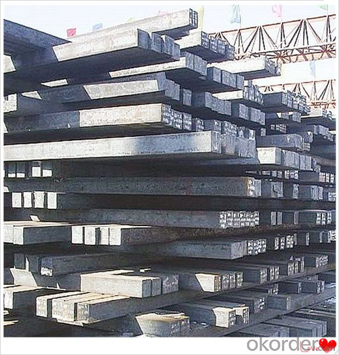 Mild Steel Billet Q235,Q255,Q275,Q345,3SP,5SP,20MnSi Chinese Supplier