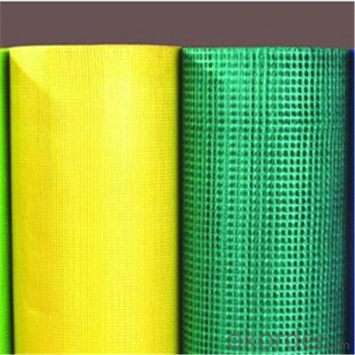 Fiberglass Mesh 4*4 Leno Coating Fabric