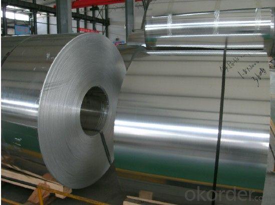 Continuous Casting Aluminium Foil Stock for Rerolling
