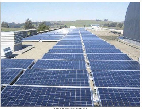 CNBM Polycrystalline Silicon 245W Solar Panels