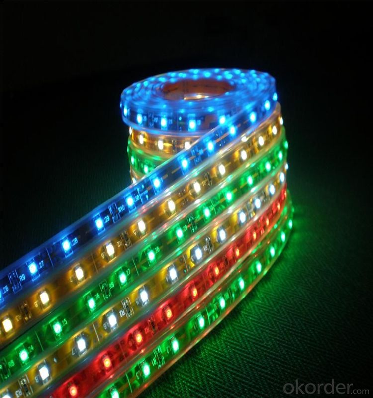 SMD 5050 flexible led strip with CE ROHS