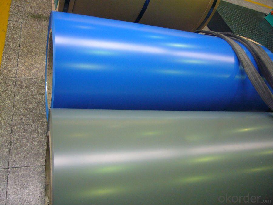 PVDF Coating Aluminium Coils for Wall Curtain