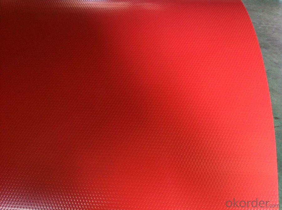 Aluminium Back Coils for Aluminium Composite Panel