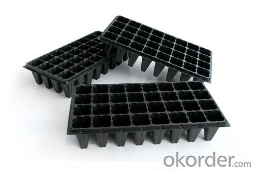 Seedling Tray/Plug Tray/Nursery Trays for Agriculture