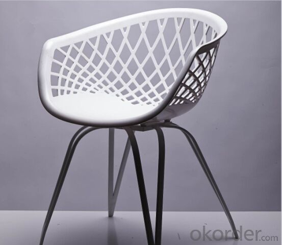Dinning Chair Metal & Wood Model CMAX-PP671