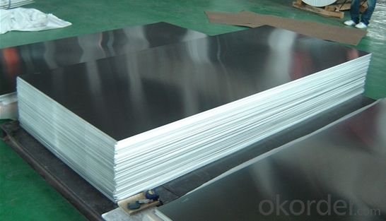 Aluminium Sheet With Cold Rolled In Our Warehouse Stocks