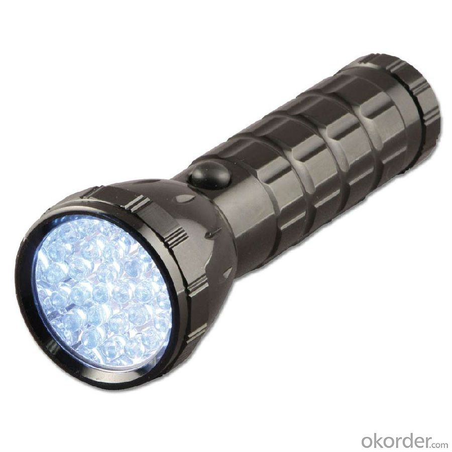LED waterproof Aluminum alloy 3w UV 395nm torch flashlight